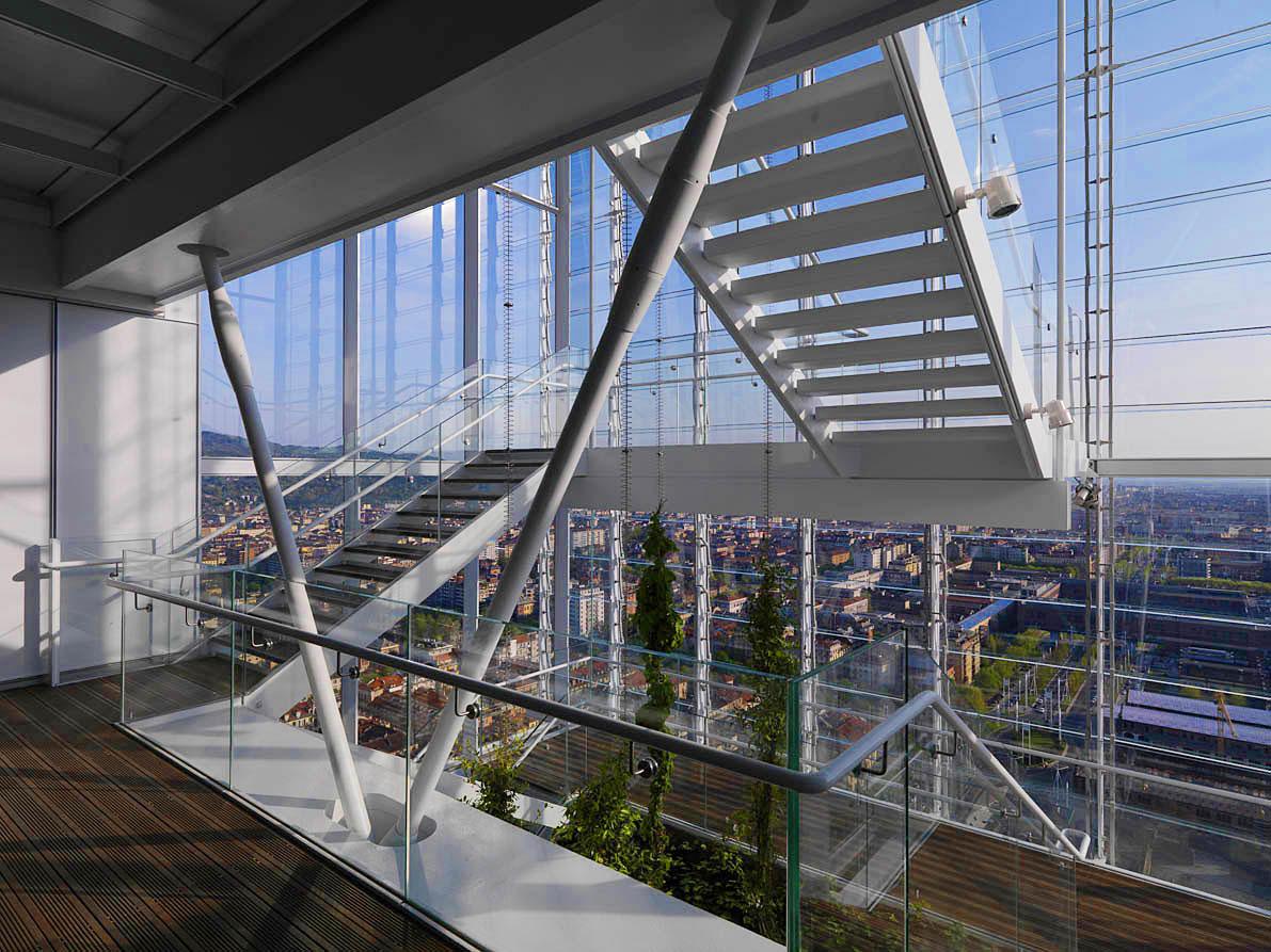 Archistar Renzo Piano E Il Grattacielo Iper Sostenibile Dal Tetto